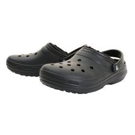 クロックス(crocs) サンダル クラシック ラインド クロッグ (Classic Fuzz-Lined Clog) 203591-060-2018 オンライン価格 (メンズ)