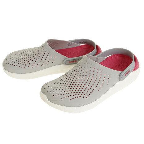 クロックス(crocs) ライトライド クロッグ Whi #204592-115 (Men's、Lady's)
