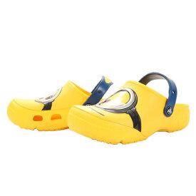 【10/25はエントリーで会員ランク別P10倍】クロックス(crocs) サンダル キッズ Fun Lab Minions Clog 204113-730 (キッズ)