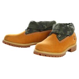 ティンバーランド(Timberland) ブーツ メンズ ロールトップ シングルブーツ A1QY4 オンライン価格 (Men's)