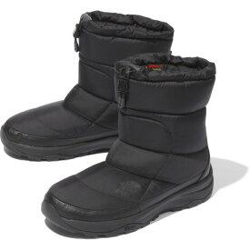 ノースフェイス(THE NORTH FACE) ブーツ ヌプシブーティー ウォータープルーフVI 6 NF51873 K スノーブーツ スノーシューズ 防水 防滑 雪 滑りにくい (メンズ)