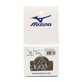 ミズノ(MIZUNO) 【オンライン特価】スパイクピン 二段平行タイプ(オールウェザートラック用) 8ZA301 (Men's、Lady's、Jr)