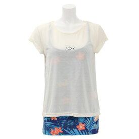 ロキシー(ROXY) SOLAR ECLIPSE SET Tシャツ 19SPRST191527BTK6 (Lady's)