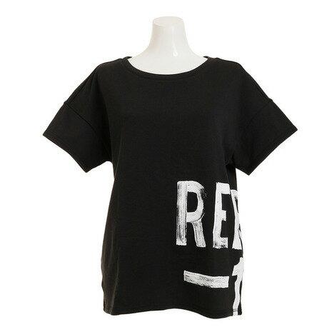 リーボック(REEBOK) フェイバリットREEBOK Tシャツ BUQ23-BJ9718 (Lady's)