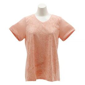 ダンスキン(DANSKIN) Tシャツ レディース 半袖 DB78210 PL オンライン価格 (Lady's)