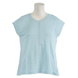 ダンスキン(DANSKIN) Tシャツ レディース ワイド DY78110 AQ オンライン価格 (Lady's)