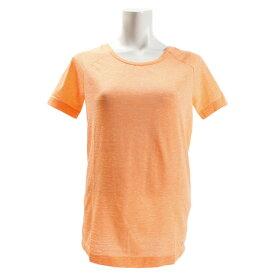 【8月11日までエントリーででP5倍~】アンダーアーマー(UNDER ARMOUR) Tシャツ レディース 半袖 スレッドボーン シームレススペースダイ 1323479 PHR/GSG/MSV AT オンライン価格 (Lady's)