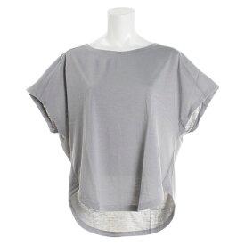 アンダーアーマー(UNDER ARMOUR) Tシャツ レディース 半袖 ウィスパーライトオーバーサイズショートスリーブ 1325638 SFH/TNL AT (Lady's)