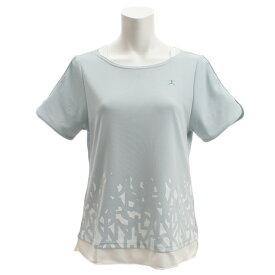 ダンスキン(DANSKIN) So Cool ルーズTシャツ DB78218 LU (Lady's)