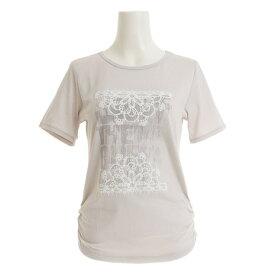 ダンスキン(DANSKIN) Tシャツ レディース 半袖 DY78109 OY オンライン価格 (Lady's)