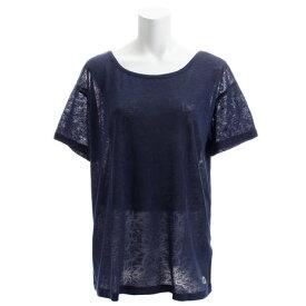 ロキシー(ROXY) KALEIDOSCOPE 速乾 バッククロス Tシャツ 18FWRST184507BTK0 (Men's)