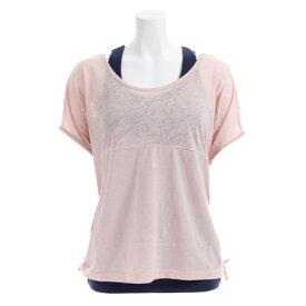 ロキシー(ROXY) FIVE RAYS 速乾 タンク付き Tシャツ 18FWRST184506MDR0 (Men's)