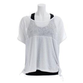 ロキシー(ROXY) FIVE RAYS 速乾 タンク付き Tシャツ 18FWRST184506WBT0 (Men's)