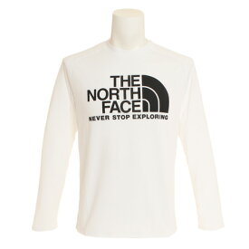 ノースフェイス(THE NORTH FACE) 【オンライン限定特価】GTDロゴ クルーネック長袖シャツ NT61976 W (Men's)