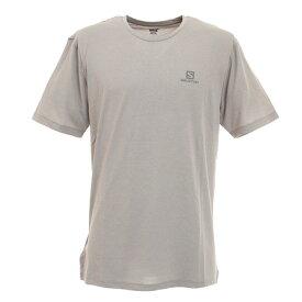 サロモン(SALOMON) ランニング Tシャツ メンズ AGILE TRAINING 半袖Tシャツ LC1322900 (メンズ)