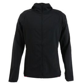 アンダーアーマー(UNDER ARMOUR) 【オンライン限定特価】LIGHT WOVEN SOLID HOODY 1346691 BLK RN (Men's)