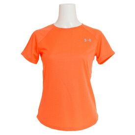 アンダーアーマー(UNDER ARMOUR)スピードストライド ショートスリーブTシャツ 1326462 PCP/PCP/RLT AT (Lady's)