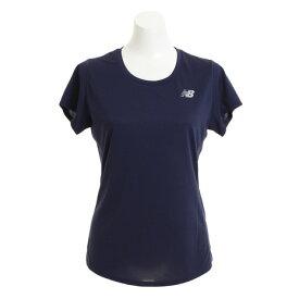 ニューバランス(new balance) アクセレレイトショートスリーブTシャツ AWT73128PGM (Lady's)