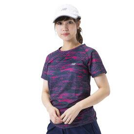 ニューバランス(new balance) R360 ショートスリーブTシャツ JWTR8640GXY (Lady's)