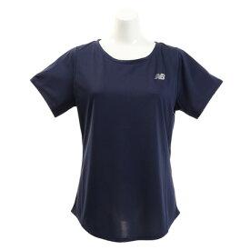 ニューバランス(new balance) アクセレレイトショートスリーブTシャツ V2 AWT91136PGM (Lady's)