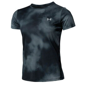 アンダーアーマー(UNDER ARMOUR) スピードストライド プリント ランニング 半袖Tシャツ 1366868 002 オンライン価格 (レディース)