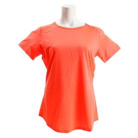 アンダーアーマー(UNDER ARMOUR) Tシャツ レディース 半袖 スピードストライドショートスリーブクルーネック 1319944 ATB/RLT RN オンライン価格 (Lady's)