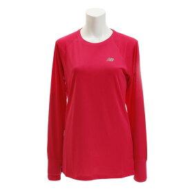 3/30日限定!要エントリーでポイント10倍〜! ニューバランス(new balance) 【オンライン限定特価】R360 長袖Tシャツ JWTR8627POM (Lady's)