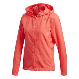 アディダス(adidas) オウン ザ ラン フード付き ランニング ウインドジャケット FYT16-GC6866 (レディース)