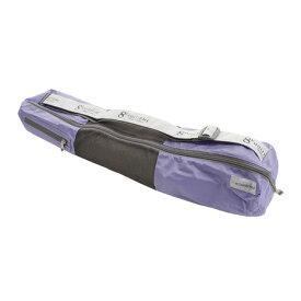 ウィッテム(HUITIEME) ヨガマットケース パープル 小物入れポケット付き HU18HI8414295PPL (メンズ、レディース)
