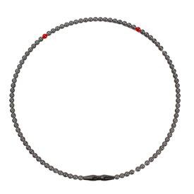 ファイテン(PHITEN) 機能性 ネックレス RAKUWAネック EXTREME クリスタルタッチ 50cm 0218TG798053 (メンズ、レディース、キッズ)