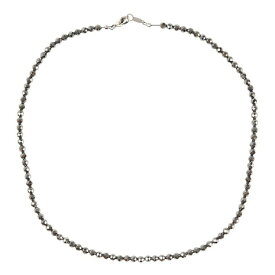 コラントッテ(Colantotte) ネックレス ルーチェ アルファ ABARH01M ブラック (メンズ、レディース)
