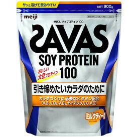 ザバス(SAVAS) ソイプロテイン100 ウェイトダウン ミルクティー風味 大豆 減量 CZ7475 945g 約45食入 (メンズ、レディース)