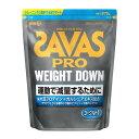 【8/1〜8/2はエントリーでP5倍】ザバス(SAVAS) アスリート ウェイトダウン ヨーグルト風味 大豆 減量 945g 約45食入…