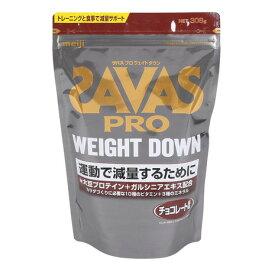 ザバス(SAVAS) アスリートウェイトダウン チョコレート風味 大豆 減量 336g 約16食入 (メンズ、レディース)