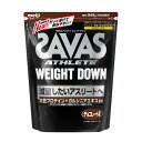 ザバス(SAVAS) アスリートウェイトダウンチョコレート風味 945g(約45食分) 2630895 (メンズ、レディース)