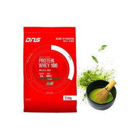 ディーエヌエス(DNS) プロテイン ホエイ 100 抹茶風味 3150g 90食入 (メンズ、レディース)
