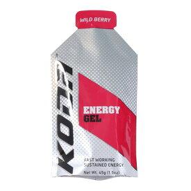 コーダ(KODA) コーダ・エナジージェル ワイルドベリー EnergyGel 450151 (メンズ、レディース)