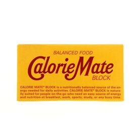 カロリーメイト(CalorieMate) 保存食 カロリーメイトブロック 2本入 チョコレート味 (Men's、Lady's、Jr)