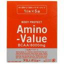 Amino-Value アミノバリュー パウダ-8000 5P 1L用 (Men's、Jr)