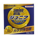 アミノバイタル(amino VITAL) ジュニア アミノバイタル プロテイン レモン味 30本入り (Jr)