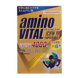 アミノバイタル(amino VITAL) アミノバイタルGOLD6ホン (メンズ、レディース)