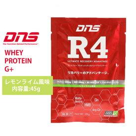 ディーエヌエス(DNS) R4 アルティメット リカバリー アドバンテージ レモンライム風味45g (メンズ、レディース)