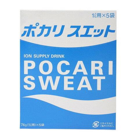 ポカリスエット(POCARI SWEAT) ポカリスエットパウダー 1L用 5袋入り (Men's、Lady's、Jr)