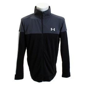 アンダーアーマー(UNDER ARMOUR) ウォームアップシャツ メンズ スポーツスタイル ピケ ロングスリーブ ニット 1313204 SLG/WHT オンライン価格 (メンズ)