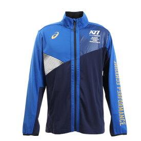 アシックス(ASICS) A77トレーニングジャケット 2031B652.400 (Men's)