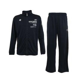 デサント(DESCENTE) ジャージ 上下 セット トレーニングスーツ DOR-C8786S NVY (メンズ)