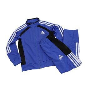 アディダス(adidas) 上下セット ボーイズ ウォームアップ スーツ ETO98-CX3946/90-3961 BLXWH オンライン価格 (キッズ)