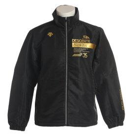 【8月11日までエントリーででP5倍~】デサント(DESCENTE) ウィンドジャケット DOR-C9168 BK オンライン価格 (Men's)