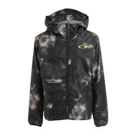 オークリー(OAKLEY) ジュニア WIND WARM ジャケット 20 412868JP-018 オンライン価格 (キッズ)
