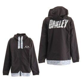 オークリー(OAKLEY) ジュニア Enhance Wind Warm ジャケット YTR 1.7 FOA401610-02E スポーツウェア (キッズ)